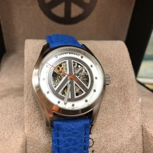 NWT Peace Watch from Lucky Brand